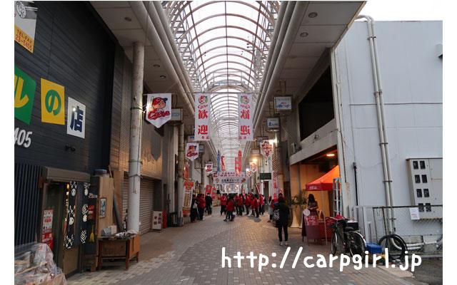 油津商店街