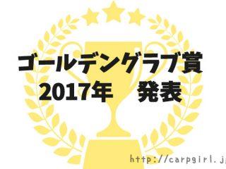 ゴールデングラブ賞 2017年