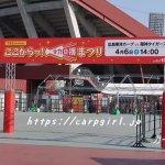 カープvs阪神 20190406