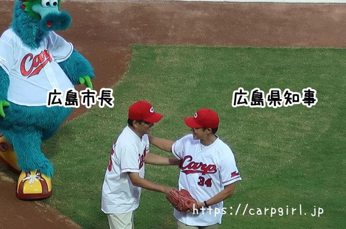 広島県知事と広島市長
